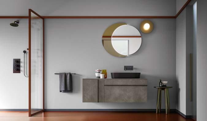 sidero 6 - Mobili bagno
